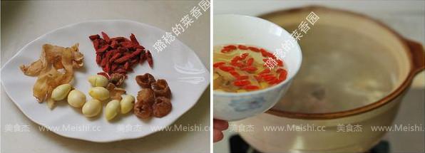 玉竹白果排骨汤的简单做法