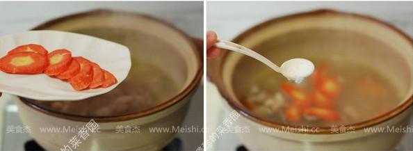玉竹白果排骨汤怎么吃