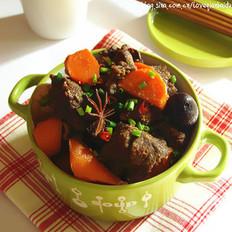胡蘿卜燉羊肉