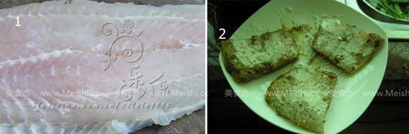 迷迭香煎龙利鱼的做法大全