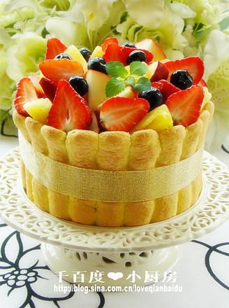 果籃芝士蛋糕的做法