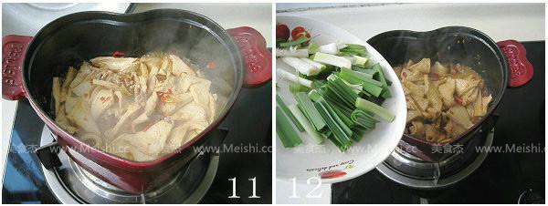 干锅千页豆腐怎么做