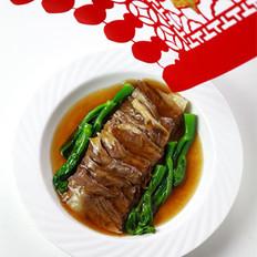 红扒牛肉条