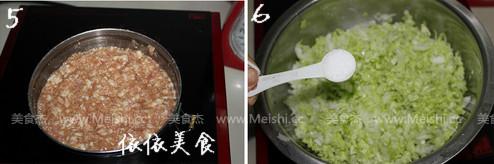 大白菜猪肉馅饺子的家常做法