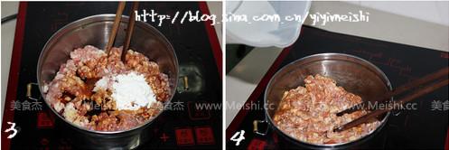 大白菜猪肉馅饺子的做法图解