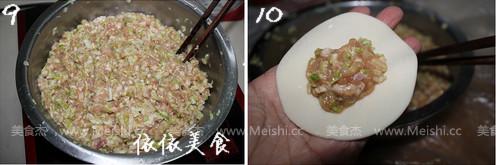 大白菜猪肉馅饺子怎么吃