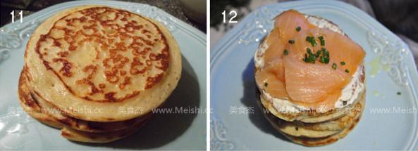 俄罗斯荞麦小煎饼怎么做