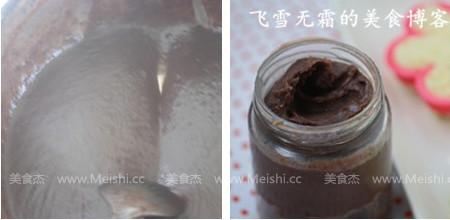 红豆牛奶抹酱的简单做法