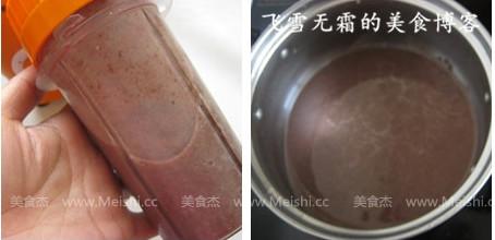 红豆牛奶抹酱的做法图解