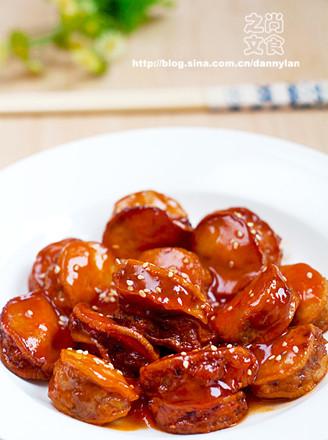 紅燒杏鮑菇的做法