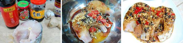 剁椒豆豉蒸鱼排的做法大全