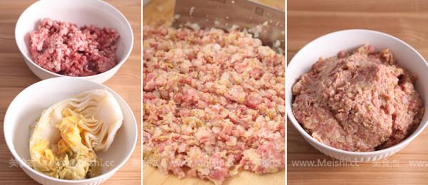 酸菜猪肉水饺的做法大全