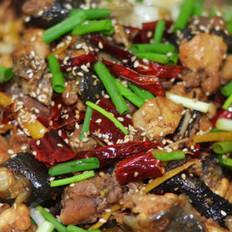 非传统干锅辣子鸡
