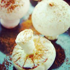 蛋白霜小蘑菇