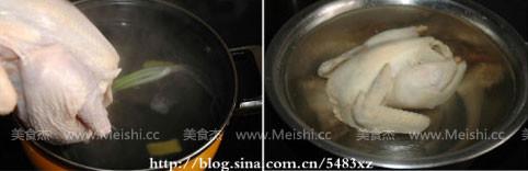 青红椒拌鸡丝的做法大全