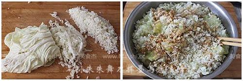私家米饭丸子的做法图解