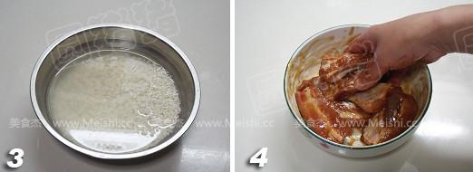 糯米蒸排骨的做法图解