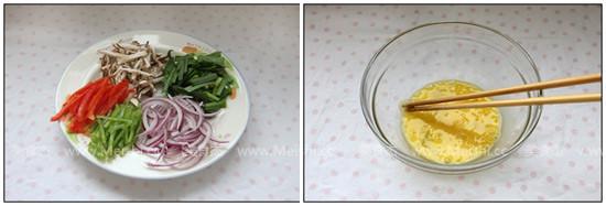 泡菜饼的做法图解