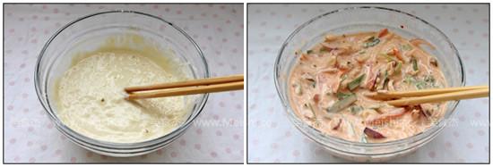 泡菜饼的家常做法