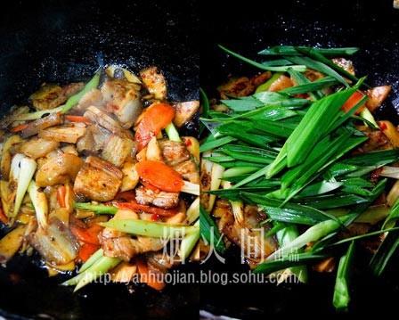 川味家常回锅肉怎么吃