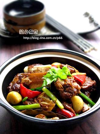 香锅干锅牛排的做法