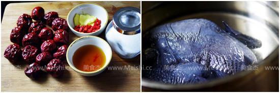 红枣乌鸡汤的做法大全