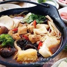 鲜汤辣子鸡锅