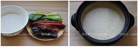 广式腊味煲仔饭的做法大全