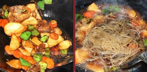 家常大烩菜的简单做法