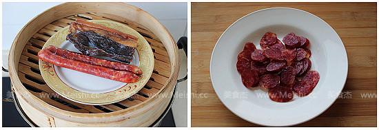 广式腊味煲仔饭的家常做法