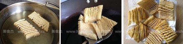 香卤兰花豆腐干的简单做法