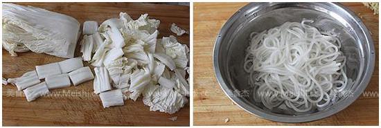 老厨白菜粉的做法大全