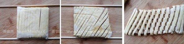 香卤兰花豆腐干的做法图解