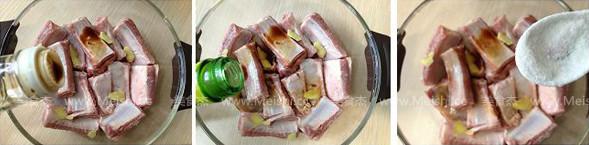 椒盐排骨的家常做法