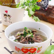 特色羊杂汤