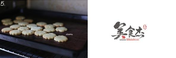 黄油小饼干的家常做法