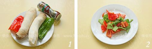铁板黑椒杏鲍菇的做法大全