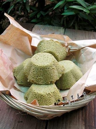 綠色粿(酵母粉版)的做法