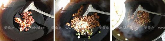 蒜香肉末烧豆腐怎么吃