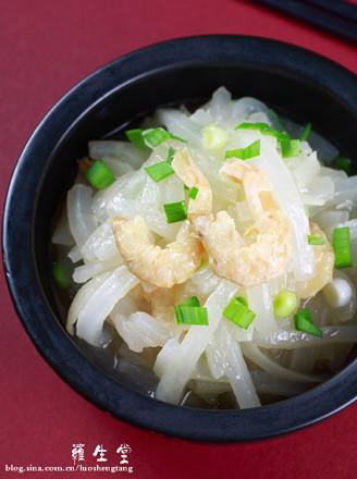 海米烧萝卜的做法