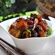 千页豆腐红烧肉