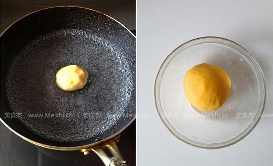南瓜圆子红豆汤怎么做