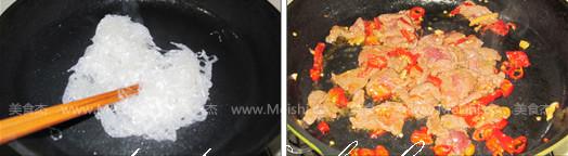 牛肉粉丝煲的家常做法