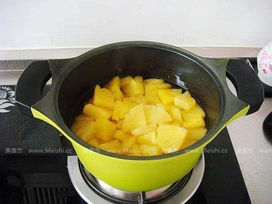 自制菠萝罐头怎么吃