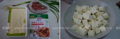 麻婆豆腐的做法大全