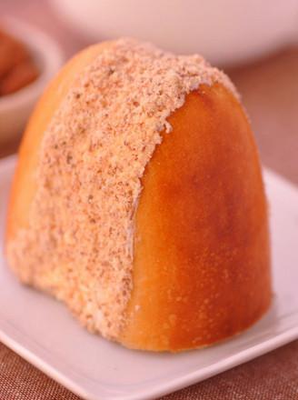 杏仁奶油夹心面包的做法
