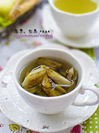 牛蒡生姜葱白萝卜水的做法