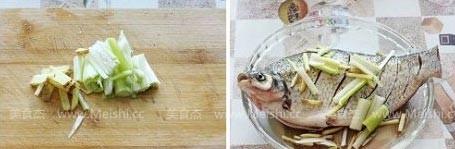 豆豉蒸鱼的做法图解