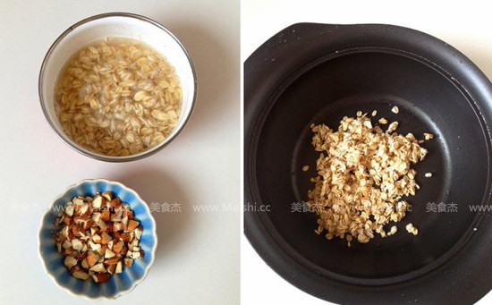 奶香红豆燕麦粥的做法大全