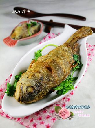 脆皮炸鱼的做法